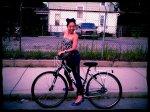 Aktivitäten auf dem Fahrrad